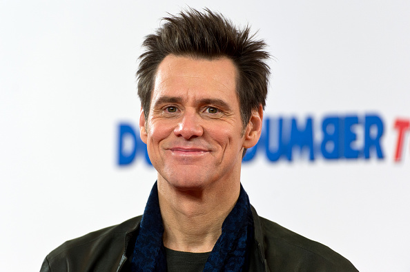 """Jim Carrey is Mr「""""Dumb And Dumber To"""" - Photocall」:写真・画像(1)[壁紙.com]"""