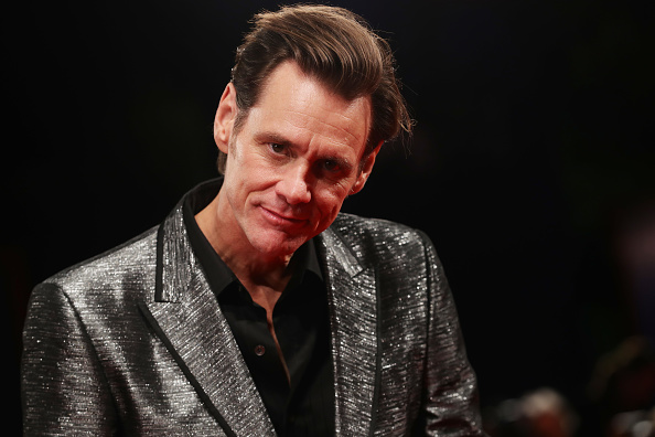 Jim Carrey is Mr「Jim & Andy: The Great Beyond - The Story of Jim Carrey & Andy Kaufman Featuring a Very Special, Contractually Obligated Mention of Tony Clifton Premiere - 74th Venice Film Festival」:写真・画像(2)[壁紙.com]