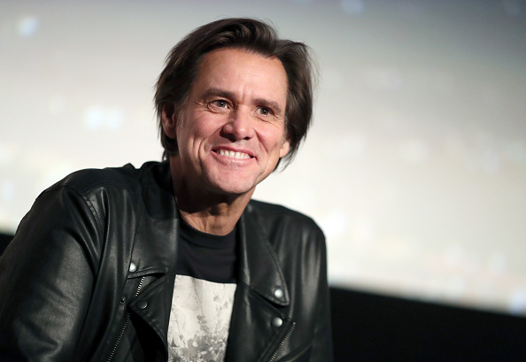 """Jim Carrey is Mr「AFI FEST 2017 Presented By Audi - """"Jim & Andy: The Great Beyond - Featuring a Very Special, Contractually Obligated Mention of Tony Clifton""""」:写真・画像(0)[壁紙.com]"""