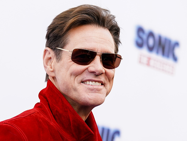 Jim Carrey is Mr「Sonic The Hedgehog Family Day Event - Red Carpet」:写真・画像(11)[壁紙.com]