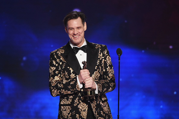 Jim Carrey is Mr「2018 British Academy Britannia Awards presented by Jaguar Land Rover and American Airlines - Show」:写真・画像(14)[壁紙.com]