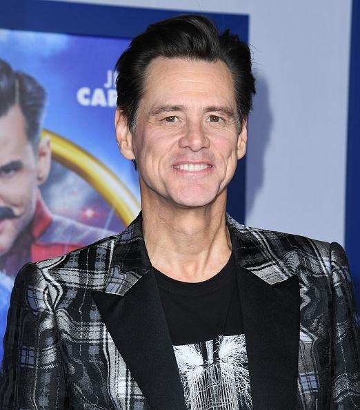 "Jim Carrey is Mr「LA Special Screening Of Paramount's ""Sonic The Hedgehog""」:写真・画像(5)[壁紙.com]"