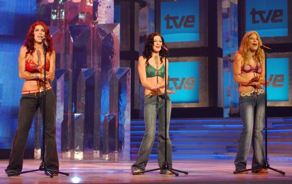 Condiment「Artists Perform For Spanish TVE Show」:写真・画像(1)[壁紙.com]