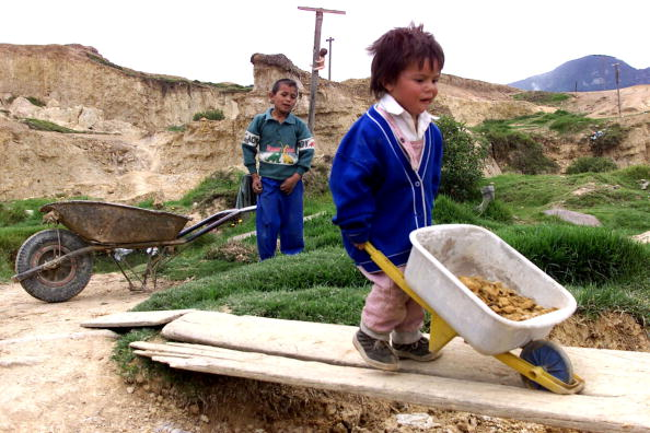 Latin America「Child Labor」:写真・画像(9)[壁紙.com]
