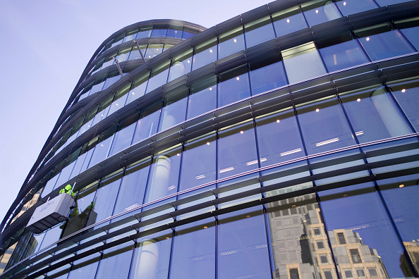 Curve「No1 London Wall, London, UK Norman Foster and Partners Architects」:写真・画像(0)[壁紙.com]