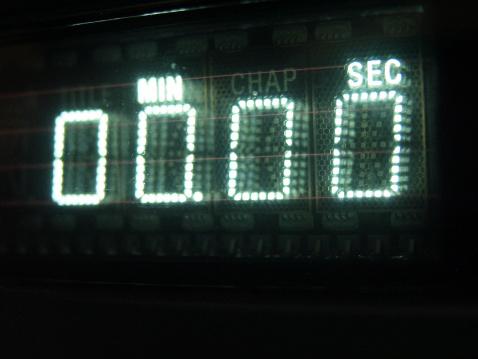Zero「Number on Display 00」:スマホ壁紙(2)