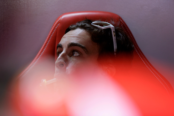 Paul-Henri Cahier「Fernando Alonso, Grand Prix Of Monaco」:写真・画像(16)[壁紙.com]