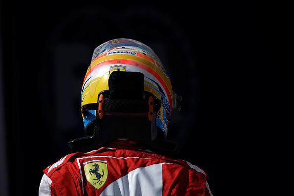 Paul-Henri Cahier「Fernando Alonso, Grand Prix Of Hungary」:写真・画像(17)[壁紙.com]
