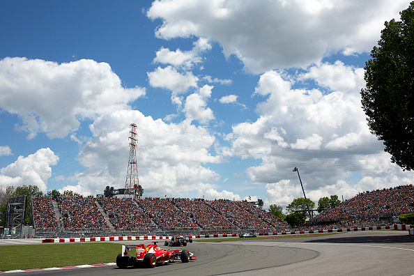 Paul-Henri Cahier「Fernando Alonso, Grand Prix Of Canada」:写真・画像(15)[壁紙.com]
