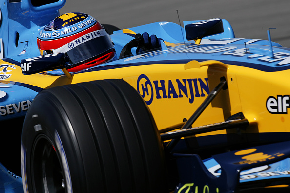 Paul-Henri Cahier「Fernando Alonso, Grand Prix Of Europe」:写真・画像(18)[壁紙.com]