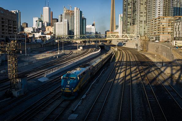 Train - Vehicle「Canada Thwarts Al Qaeda Terror Plot Against Passenger Trains」:写真・画像(5)[壁紙.com]