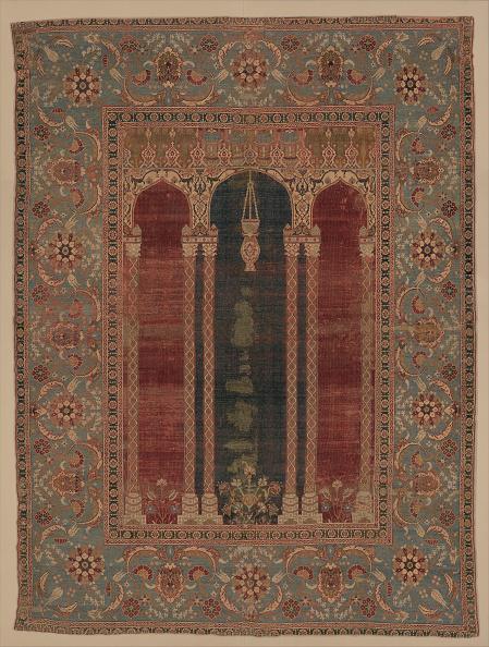 Rug「Carpet With Triple-Arch Design」:写真・画像(0)[壁紙.com]