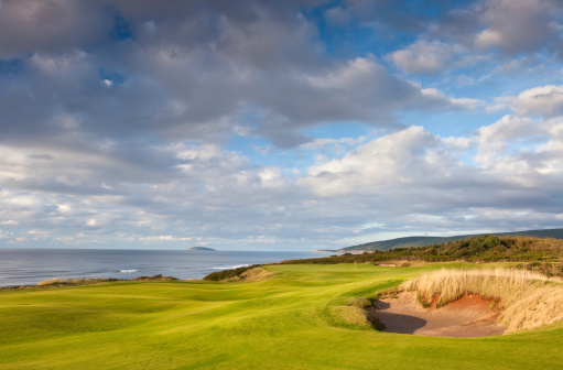 Sand Trap「Beautiful Links Golf Course by the Sea」:スマホ壁紙(13)