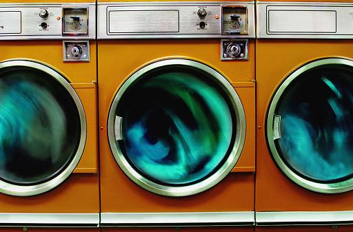 Spinning「Washing Machines」:スマホ壁紙(5)