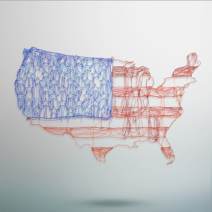 Politics「US map」:スマホ壁紙(14)