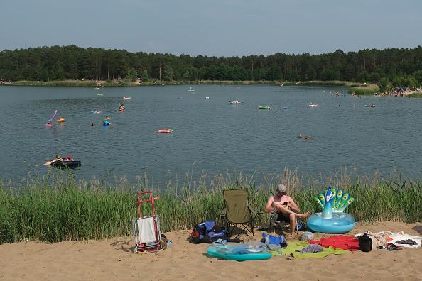 Heat - Temperature「Weekend Heat Wave Over Germany」:写真・画像(11)[壁紙.com]