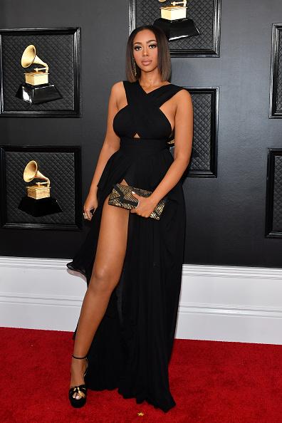 Slit - Clothing「62nd Annual GRAMMY Awards - Arrivals」:写真・画像(7)[壁紙.com]