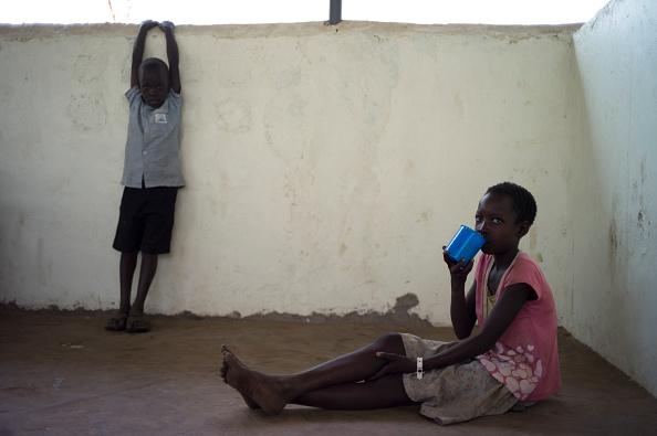 Number 100「South Sudanese Refugees Continue To Cross Into Uganda」:写真・画像(11)[壁紙.com]