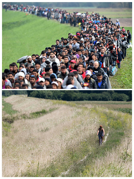 Crisis「Key Locations Of The 2015 Migrant Crisis Revisited」:写真・画像(0)[壁紙.com]