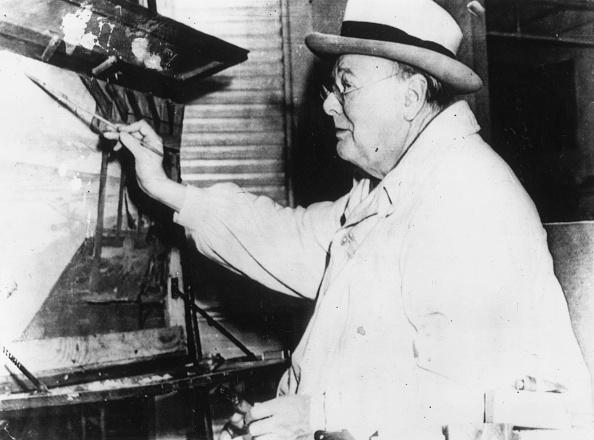 Painting - Activity「Churchill's Art」:写真・画像(4)[壁紙.com]