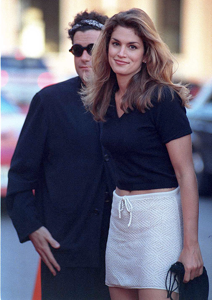 1990-1999「Cindy Crawford」:写真・画像(4)[壁紙.com]