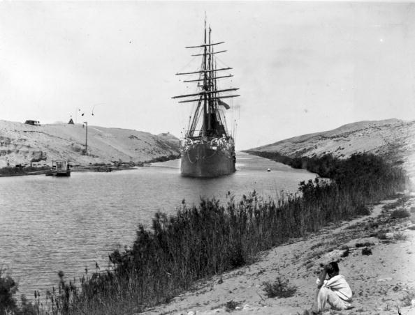Canal「Suez Canal」:写真・画像(6)[壁紙.com]