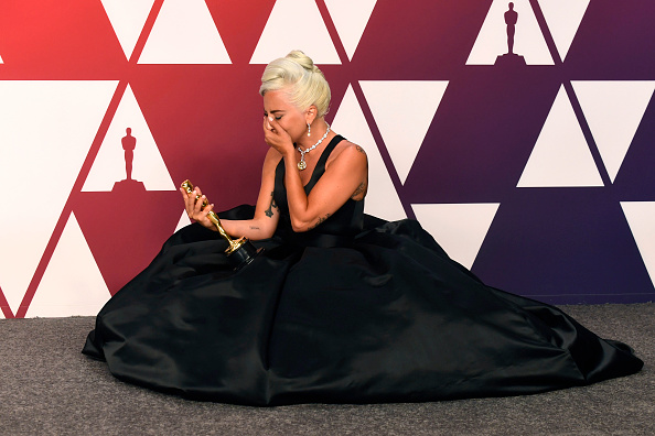 Shallow「91st Annual Academy Awards - Press Room」:写真・画像(1)[壁紙.com]