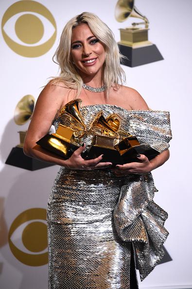 Shallow「61st Annual GRAMMY Awards - Press Room」:写真・画像(3)[壁紙.com]