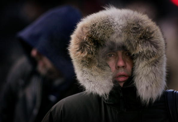 Cold Temperature「Arctic Air Mass Brings Deep Freeze To Midwest, Northeast」:写真・画像(4)[壁紙.com]
