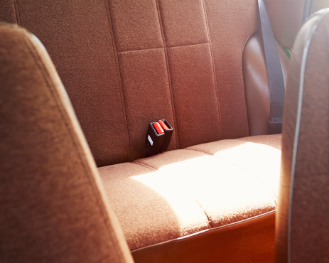 Car Interior「Volvo rear seats」:スマホ壁紙(2)