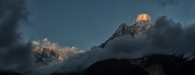 Ama Dablam「Nepal, Himalaya, Khumbu, Ama Dablam」:スマホ壁紙(19)