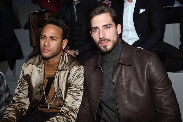ネイマール「Louis Vuitton : Front Row - Paris Fashion Week - Menswear F/W 2018-2019」:写真・画像(13)[壁紙.com]