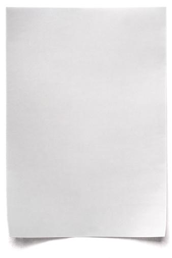 Advertisement「White isolated sheet of blank Paper」:スマホ壁紙(18)