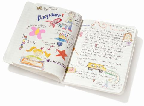 Drawing - Art Product「child's diary」:スマホ壁紙(18)