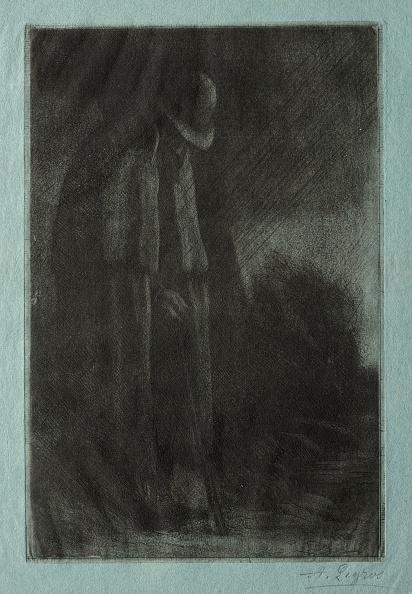1900「Le Voyageur À Labri. Creator: Alphonse Legros (French」:写真・画像(14)[壁紙.com]