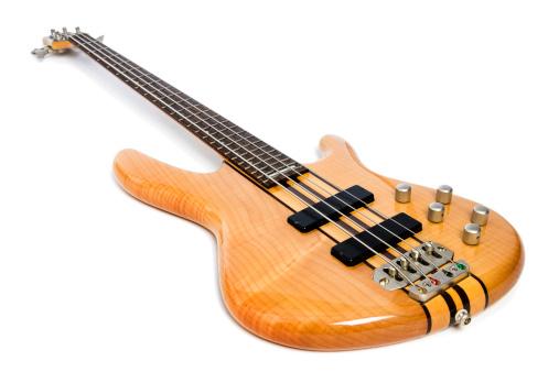 Rock - Object「Modern bass guitar」:スマホ壁紙(14)