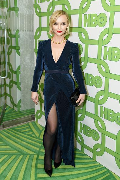 V-Neck「HBO's Official Golden Globe Awards After Party - Red Carpet」:写真・画像(5)[壁紙.com]