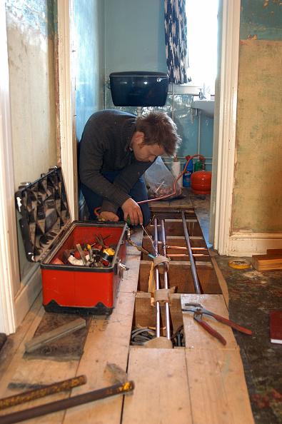 Blank「Central Heating installation」:写真・画像(13)[壁紙.com]