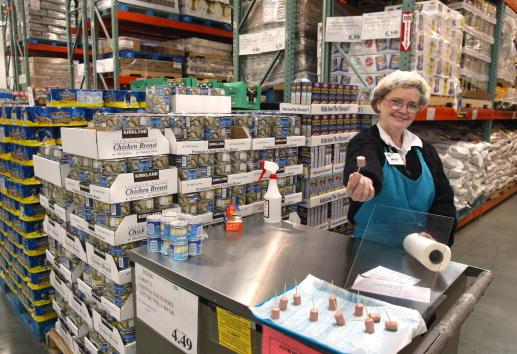 Food「Costco Profits Rise In Weak Economy」:写真・画像(15)[壁紙.com]