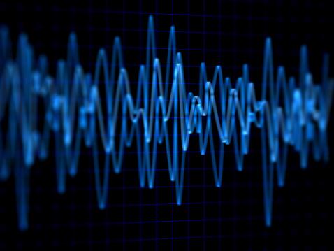 Radio Wave「graph」:スマホ壁紙(0)