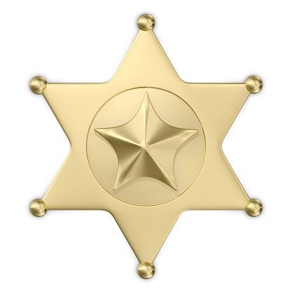 Emergency Services Occupation「Badge Sheriff」:スマホ壁紙(0)