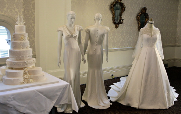 Alexander McQueen - Designer Label「Royal Wedding Recreations In Sydney」:写真・画像(16)[壁紙.com]