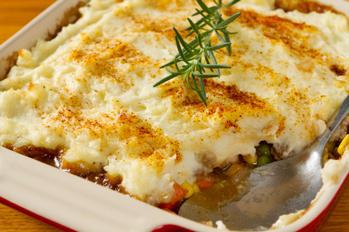 Mash - Food State「A picture of a scrumptious Shepherds Pie」:スマホ壁紙(6)