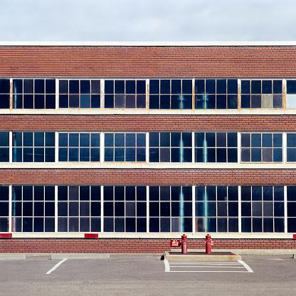 Plant「Brick Building」:スマホ壁紙(6)