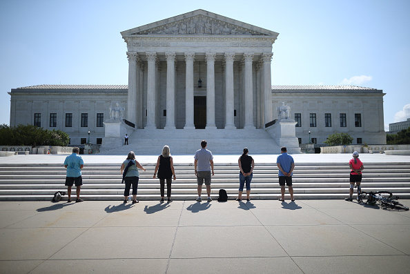 US Supreme Court Building「Supreme Court Releases More Opinions」:写真・画像(7)[壁紙.com]