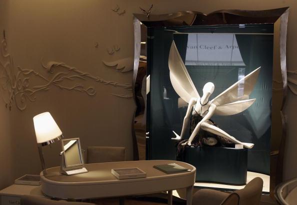 Flagship Store「Van Cleef And Arpels Renovated Salon - Place Vendome」:写真・画像(10)[壁紙.com]