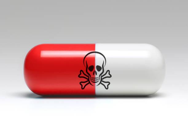 Large capsule of dangerous medicine:スマホ壁紙(壁紙.com)