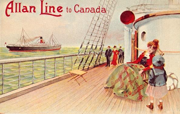 1900「Allan Line To Canada」:写真・画像(17)[壁紙.com]