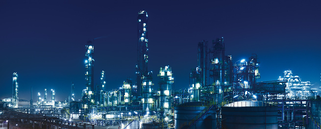 Chemical「Chemical & Petrochemical Plant, Oil Refinery」:スマホ壁紙(1)