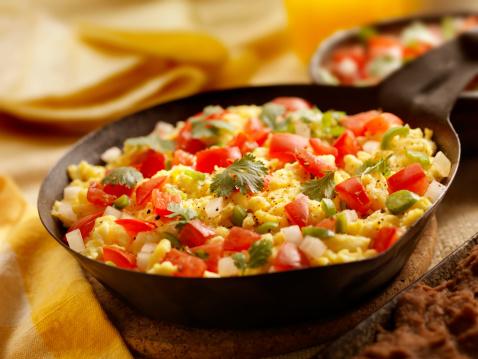 Pepper - Vegetable「Huevos Rancheros」:スマホ壁紙(13)